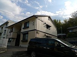 ガーデンハウス田方 A棟[2階]の外観