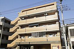 埼玉県さいたま市中央区鈴谷4丁目の賃貸マンションの外観