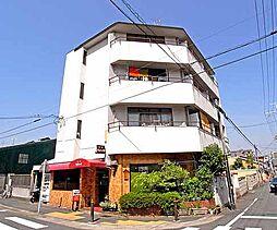 京都府京都市上京区伊佐町の賃貸マンションの外観