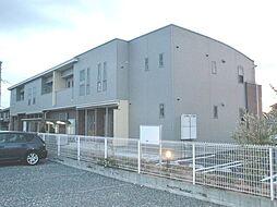 兵庫県加古郡稲美町六分一1丁目の賃貸アパートの外観