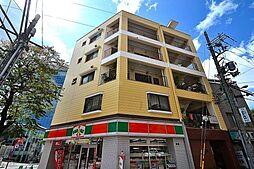 兵庫県神戸市灘区岩屋中町5丁目の賃貸マンションの外観