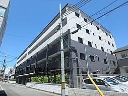 ベラジオ京都壬生WEST GATE106[1階]の外観