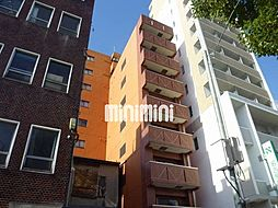 第二宝来マンション[9階]の外観