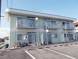 愛知県稲沢市木全5丁目の賃貸アパートの外観