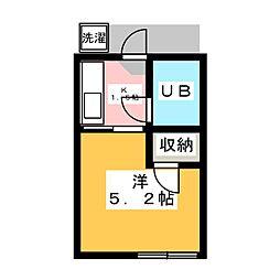 生麦駅 3.7万円