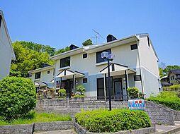 [テラスハウス] 奈良県生駒市さつき台1丁目 の賃貸【/】の外観