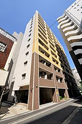 東京都中央区新川1丁目の賃貸マンションの外観