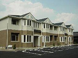 愛知県一宮市浅野字野口の賃貸アパートの外観