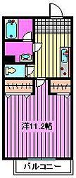 上小−MSK[3階]の間取り
