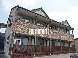 パルハイム2001B[1階]の外観