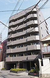 ルーブル西早稲田弐番館[703号室号室]の外観