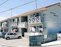 フレグランス南久米[B-101 号室号室]の外観