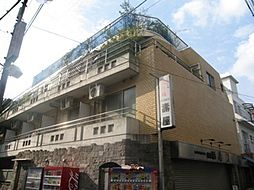 東京都中野区中野1丁目の賃貸マンションの外観