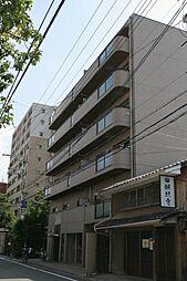 京都府京都市中京区俵屋町の賃貸マンションの外観