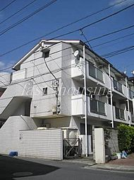 東京都練馬区立野町の賃貸マンションの外観