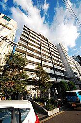 QCFlat北堀江[10階]の外観