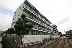 兵庫県西宮市樋ノ口町2丁目の賃貸マンションの外観