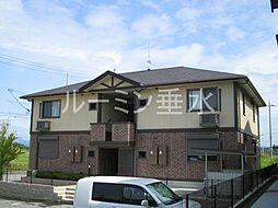 兵庫県加東市南山3丁目の賃貸アパートの外観