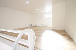 ▲ソラーナの201号室の写真です