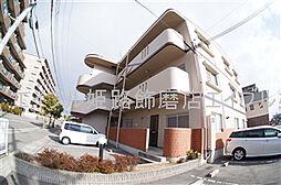 兵庫県姫路市飾磨区城南町2の賃貸アパートの外観
