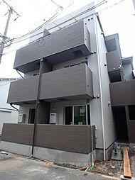 大阪府大阪市生野区巽南3丁目の賃貸アパートの外観