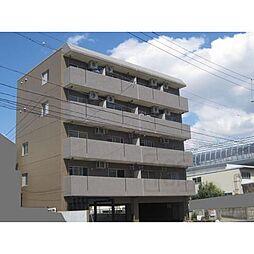 都筑マンション[4階]の外観