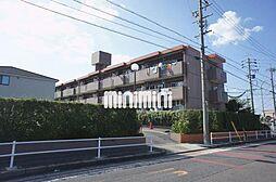 ガーデンハイツエクレール[1階]の外観