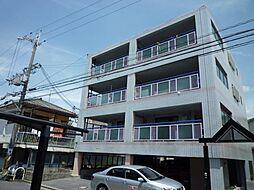 大阪府堺市中区福田の賃貸マンションの外観