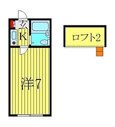 新柏駅 2.6万円