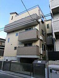 東京都渋谷区東3丁目の賃貸アパートの外観