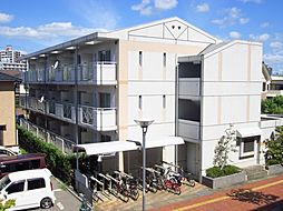 メープルコートI[1階]の外観