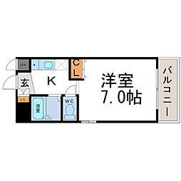 グレイスマンション4番館[3階]の間取り