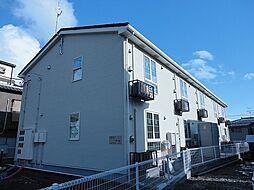 新潟県新潟市中央区関屋大川前1丁目の賃貸アパートの外観