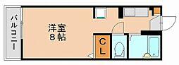 リブェール136[1階]の間取り