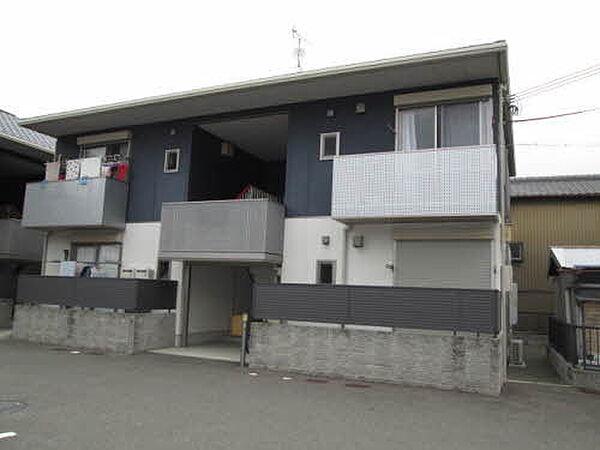 和歌山県有田郡湯浅町大字湯浅の賃貸アパートの外観