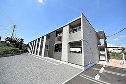 クレイノ下伊田[1階]の外観