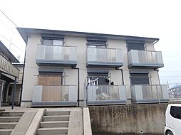 エントピアA[2階]の外観