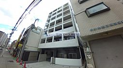 ウーロ玉造II[5階]の外観