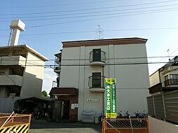 ハイツ松ヶ崎[1階]の外観