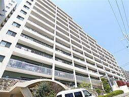 兵庫県神戸市灘区桜ケ丘町の賃貸マンションの外観