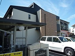 兵庫県伊丹市中野東3丁目の賃貸アパートの外観