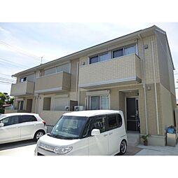 [テラスハウス] 神奈川県小田原市中里 の賃貸【/】の外観