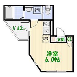 (仮称)亀有計画[0101号室]の間取り