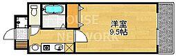 Condominio531[202号室号室]の間取り
