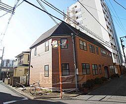 京都府京都市南区吉祥院清水町の賃貸アパートの外観