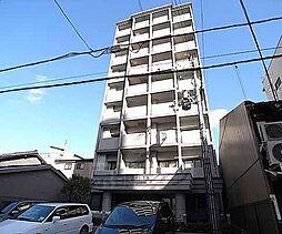 京都府京都市下京区納屋町(土手町通七条上ル)の賃貸マンションの外観