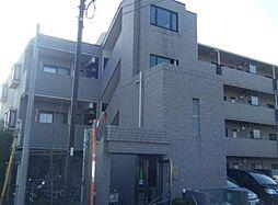 神奈川県横浜市都筑区北山田4丁目の賃貸マンションの外観