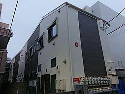 サークルハウス平和島壱番館[201号室]の外観