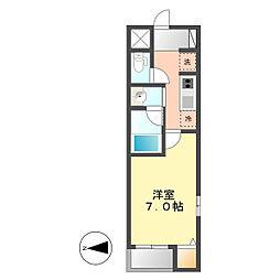 名古屋市営鶴舞線 上小田井駅 徒歩2分