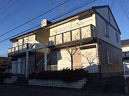 パインコートおかのA・B棟[A102号室]の外観